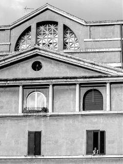 blackandwhite rome streetphotography street monochrome