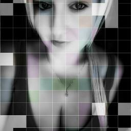 selfie artisticselfie popart offgrid colorsplash