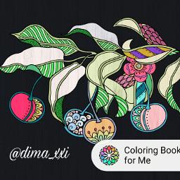 coloringbookforme colors colours paint fruit