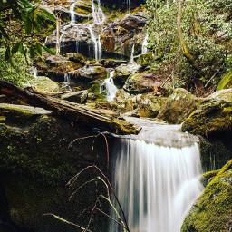 waterfall naturephotography nature landscape