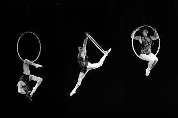 blackandwhite show magic dance art