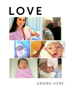 blessed baby girl love family