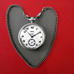 freetoedit love time watch red