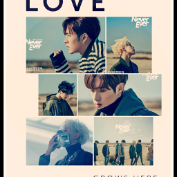 got7 new_song never_ever