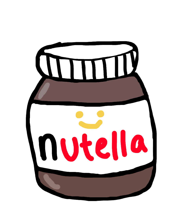 #nutella #ftestickers #FreeToEdit