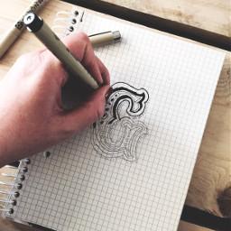 dpcfindingletters handlettering letterart writing