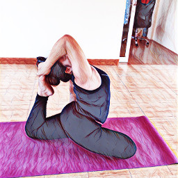 yogabysuki yoga yogabeginner yogachallenge yogaeveryday freetoedit