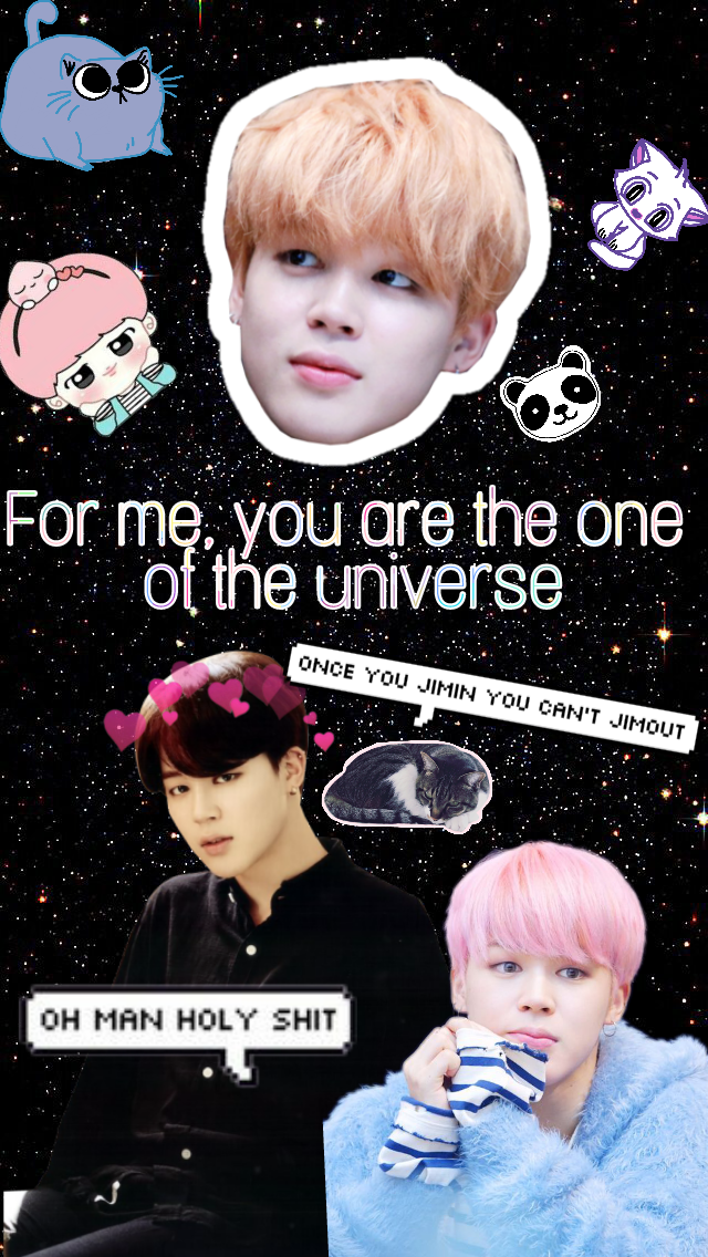 Wallpaper Lockscreen Bts Jimin Cutecat Bangtan Bangtanb